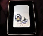 USS NEW JERSEY BB-62  REENLISTMENT DATED 1989