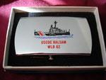 USCGC BALSAM WLB-62 VIETNAM ERA CIRCA 1960's