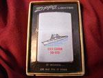USS CARON DD-976 CIRCA 1976
