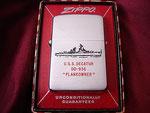 """USS DECATUR DD-936 """"PLANKOWNER"""" COLD WAR ERA DATED 1956"""