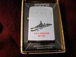 USS ROBINSON DD-562 (FLAGSHIP COMDESRON 34) CIRCA 1962