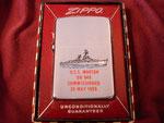 "USS MORTON DD-948 ""COMMISSIONING DATE"" CIRCA 1959"