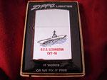 USS LEXINGTON CVT-16 VIETNAM ERA CIRCA 1972