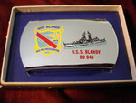 USS BLANDY DD-943 VIETNAM ERA CIRCA 1960's