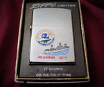USS ELDORADO LCC-11 VIETNAM ERA DATED 1971