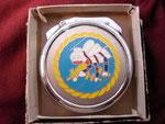 US NAVY SEABEES (ATC SUPER DELUXE AUTOMATIC LIGHTER) VIETNAM WAR CIRCA 1962-1970
