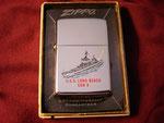 USS LONG BEACH CGN-9 CIRCA 1962