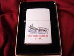 USS JOHN F. KENNEDY CVA-67 CIRCA 1983
