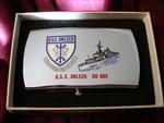 USS ORLECK DD-886 VIETNAM ERA CIRCA 1960's