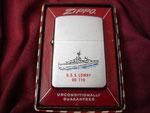 USS LOWRY DD-770 COLD WAR ERA DATED 1960