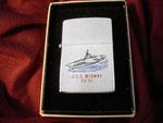 USS MIDWAY CV-14 CIRCA 1979