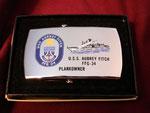 "USS AUBREY FITCH FFG-34 ""PLANKOWNER"" CIRCA 1980's"