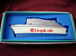 TROPICALE SANKIE BUTANE LIGHTER CIRCA 1960'S