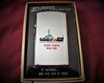 USCGC ACACIA WLB-406 SLIM  VIETNAM ERA DATED 1972