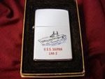 USS SAIPAN LHA-2 CIRCA 1984
