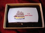USCG BARQUE EAGLE VIETNAM ERA CIRCA 1970-80's