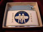 LOCKHEED MISSILE & SPACE COMPANY GEMINI NASA AGENA TARGET VEHICLE (SEABURY LIGHTER) CIRCA 1960's