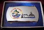 USS YORK COUNTY LST 1175  VIETNAM ERA  CIRCA 1965-66