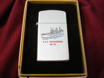 USS SHENANDOAH AD-26 CIRCA 1977