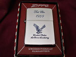 """UNITED STATES AIR FORCE ACADEMY """"FIRST CLASS 1959"""" DATED 1959"""