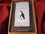US NAVAL ANTARCTIC SUPPORT ACTIVITIES PENGUIN  ANTARCTIC #1 REVERSE