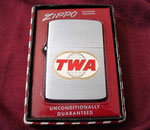 TWA (TRANS WORLD AIRLINES) DATED 1963