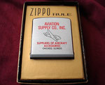 AVIATION SUPPLY CO INC SUPPLIERS OF AIRCRAFT ACCESSORIES CHICAGO ILLNOISE CIRCA 1960's