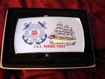 USCG BARQUE EAGLE VIETNAM ERA CIRCA 1970's