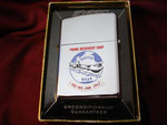 NASA APOLLO 13 USS IWO JIMA (RECOVERY SHIP) REVERSE
