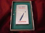 LOCKHEED US NAVY POLARIS #3 (SLIM) DATED 1961