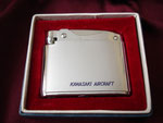 KAWASAKI AIRCRAFT ROLAND LIGHTER CIRCA 1960's