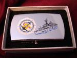 USS NEW DD-818 CIRCA VIETNAM ERA  1960's