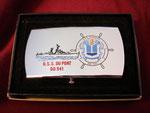 USS DUPONT DD-941 CIRCA 1980's