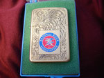 NATIONAL RIFLE ASSOCIATION 1871 (PARK LIGHTER) VIETNAM ERA CIRCA 1960's
