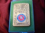 NATIONAL RIFLE ASSOCIATION 1871 (PARK LIGHTER) VIETNAM ERA CIRCA 1960's
