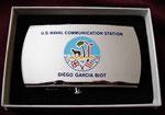 US NAVAL COMMUNICATION STATION DIEGO GARCIA BIOT VIETNAM ERA CIRCA 1960's