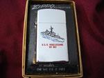 USS VOGELGESANG DD-862 (SLIM) VIETNAM ERA CIRCA 1973