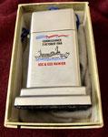 USC & GSS RAINER COMMISSIONED 2 OCTOBER 1968  BARCROFT LIGHTER VIETNAM ERA CIRCA 1960's