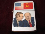 BUSH & GORBACHEV DATED 1994