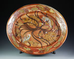 Panfish Serving Platter by Catherine Stasevich