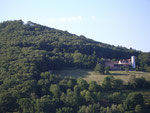 Slevogthof und Neukastell (Felsen und Ruine)