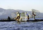 Pêche majestueuse