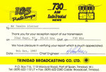 Radio Trinidad - 1997