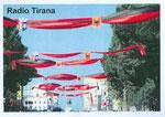 Radio Tirana - Serie H (100 Jahre Unabhängigkeit)