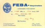 FEBA Radio (SW) - 1972