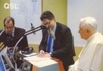 Radio Vatikan - 2007