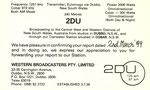 2DU (AM) - 1999