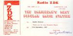 Radio ZDK - 1997