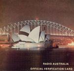 Radio Australia - 1972-B