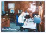 Radio Tirana - Serie E (Blick in die Studios)